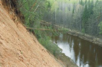 фото река лобань кировская область